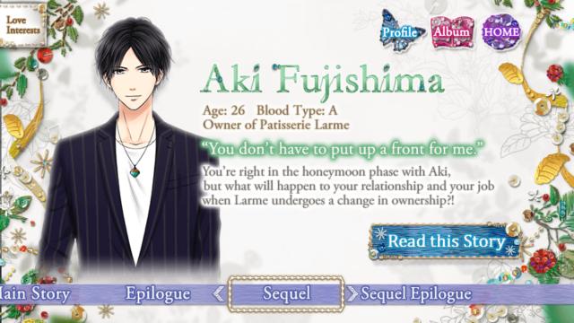 FILA Aki Fujishima sequel