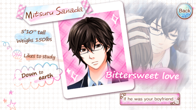 FLD Misturu Sanada S1 main story