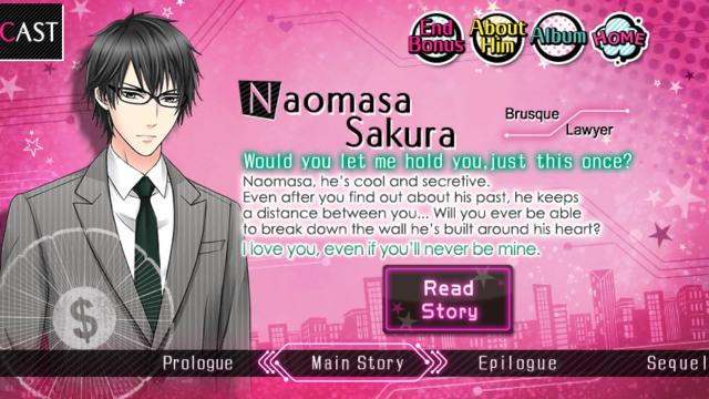 TLSL Naomasa Sakura S1 main story
