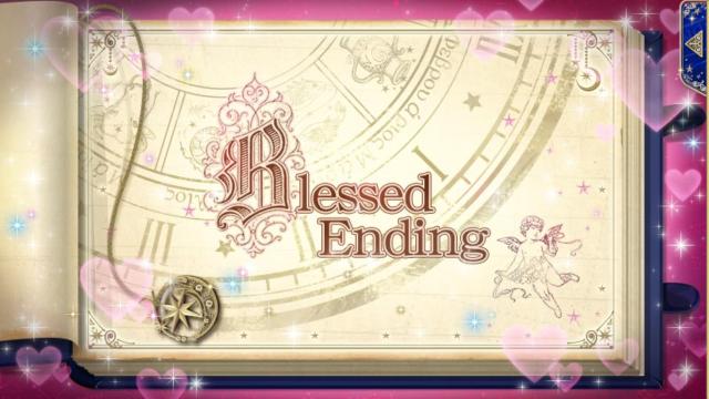 SCM blessed ending