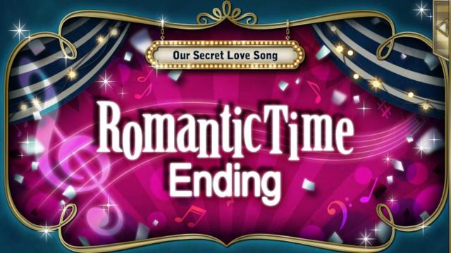 SITS romantic time ending