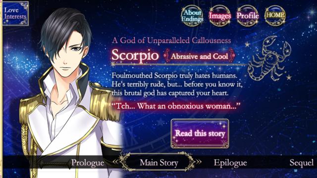 SCM Scorpio S1 main story