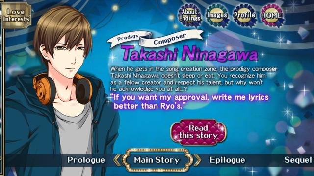 SITS Takashi Ninagawa S1 main story