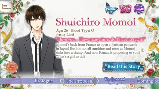 FILA Shuichiro Momoi S2 the proposal