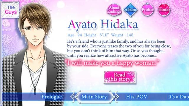MLFK Ayato Hidaka S1 main story