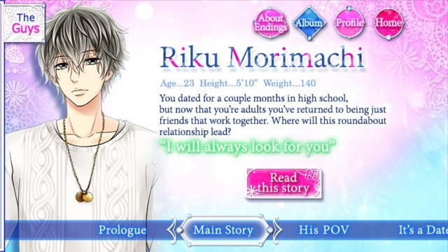 MLFK Riku Morimachi S1 main story